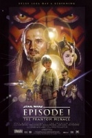 Star Wars Episode I: the Phantom Menace 3d poster