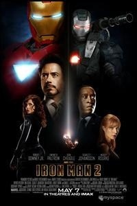 Iron Man 2 Movie Poster 2010