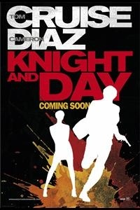 Knight and Day Movie Poster 2010