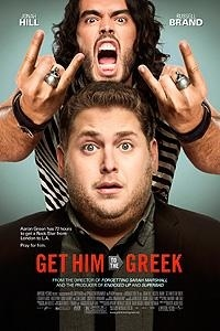 Get Him to the Greek Movie Poster 2010