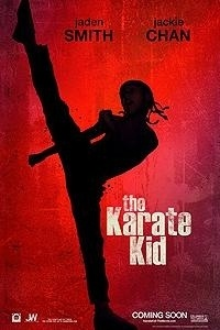The Karate Kid Movie Poster 2010