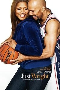 Just Wright Movie Poster 2010