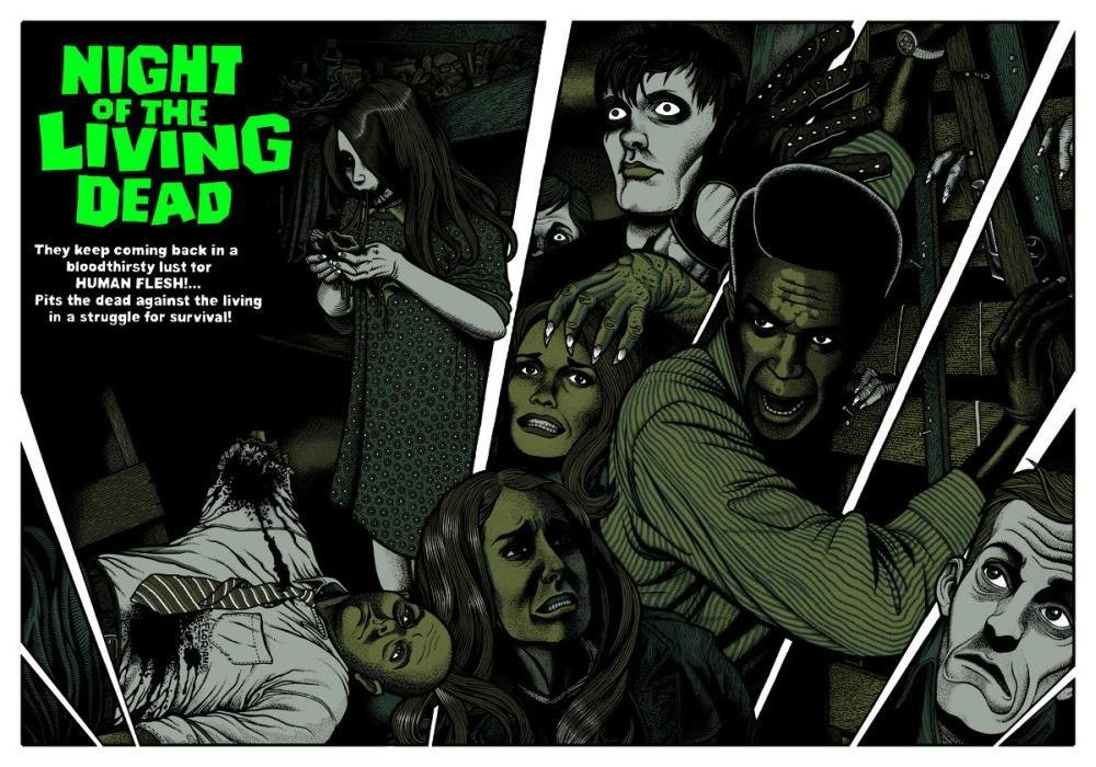 Night of the Living Dead: Origins