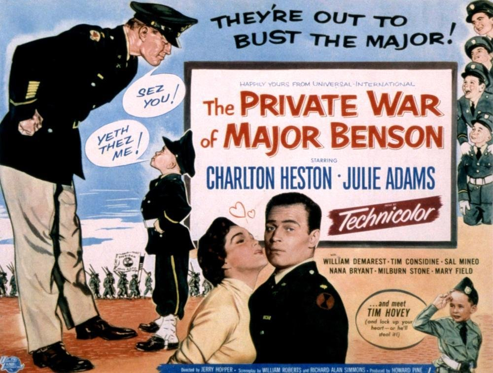 Private War of Major Benson