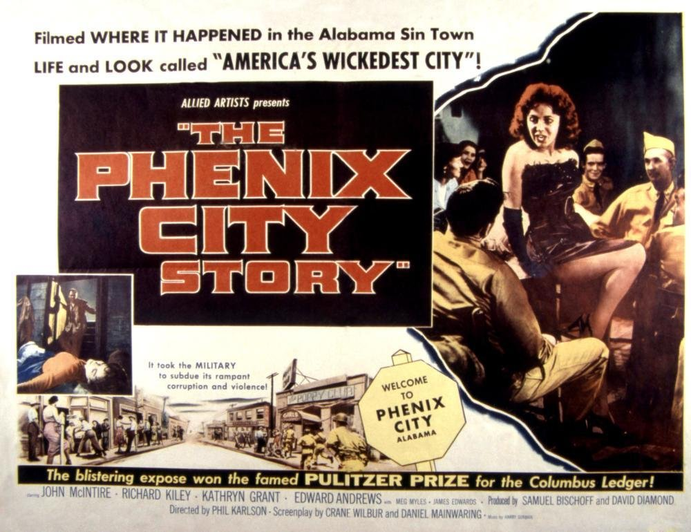 Phenix City Story