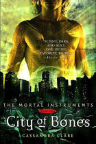 The Mortal Instruments: City of Bones book cover
