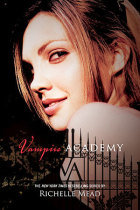 Vampire Academy book cover