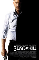 3 Days to Kill, Poster