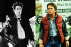 Eric Stoltz, Michael J. Fox, Back to the Future