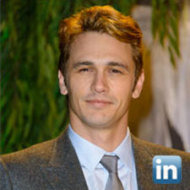 James Franco LinkedIn