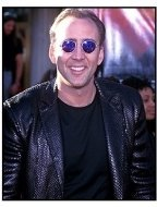 "Nicolas Cage at the ""Gone in 60 Seconds"" Premiere"