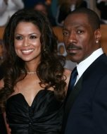 Tracey Edmonds and Eddie Murphy