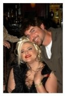 Anna Nicole Smith and her attorney Howard K. Stern