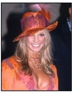 Britney Spears at the 2000 Billboard Music Awards