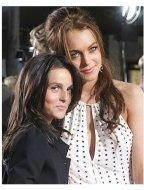 Just My Luck Premiere Photos:  Lindsay Lohan with sister Ali Lohan