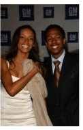 Selita Ebanks and Nick Cannon