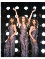 Dreamgirls Movie Still: Sharon Leal as Michelle, Beyoncé Knowles as Deena and Anika Noni Rose as Lorrell in Dreamgirls