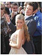 2005 ESPY Awards: Jessica Simpson and Nick Lachey