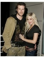 2006 Volkswagen Party Photos:  Tori Spelling and Dean McDermott