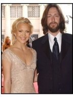 Academy Awards 2003 Arrivals: Kate Hudson and Chris Robinson