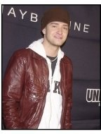 Teen People Magazine Party: Justin Timberlake