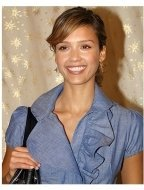DIC & InStyle Magazine Host 2006 Diamond Fashion Show:  Jessica Alba