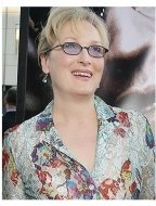 """Meryl Streep at """"The Manchurian Candidate"""" premiere"""