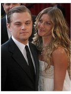 77th Annual Academy Awards RC: Leonardo DiCaprio and Gisele Bundchen