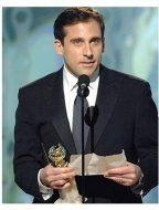 63rd Golden Globes Stage Photos: Steve Carell