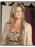 """Rachel Hunter at the """"Miracle"""" premiere"""