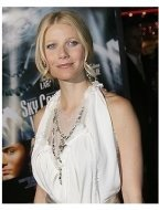Gwyneth Paltrow at the Sky Captain and the World of Tomorrow Premiere