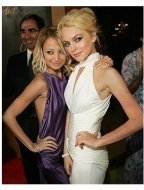Cartier Celebrates 25 Years in Beverly Hills Photos: Nicole Richie and Lindsay Lohan