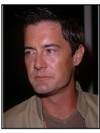 """Kyle MacLachlan at """"Double Jeopardy"""" Premiere."""