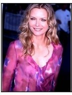 """Michelle Pfeiffer at the """"What Lies Beneath"""" Premiere"""
