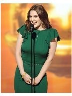 63rd Golden Globes Stage Photos: Drew Barrymore