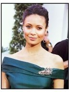 "Thandie Newton at ""The Chronicles of Riddick"" Premiere"