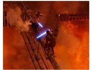 Star Wars: Episode III-Revenge of the Sith Movie Stills: Ewan McGregor and Hayden Christensen
