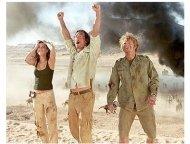 Sahara Movie Stills: Penelope Cruz, Matthew McConaughey and Steve Zahn