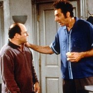 Seinfeld, George Costanza, Cosmo Kramer, Jason Alexander, Michael Richards