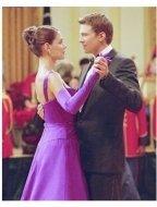 """""""First Daughter"""" Movie Stills: Katie Holmes and Marc Blucas"""