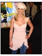 Britney Spears at the Crossroads premiere