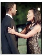 """""""Head of State"""" Movie Still: Chris Rock and Robin Givens"""