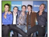 """The Cast of """"Queer Eye for the Straight Guy"""" at Entertainment Weekly's First Annual Pre-Emmy Party"""