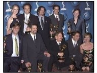 """The West Wing"" at the 2001 Emmy Awards"
