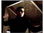 Matrix Reloaded Movie Still: Keanu Reeves