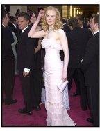 Academy Awards 2002 Fashion: Nicole Kidman