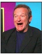 """Death to Smoochy"" Interview Video Still: Robin Williams"