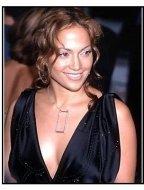 Jennifer Lopez at The Cell premiere