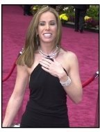 Melissa Rivers at the 2002 Academy Awards
