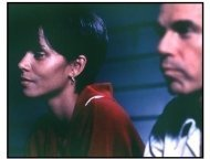 Monsters Ball movie still: Halle Berry and Billy Bob Thornton